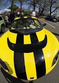 A Chrysler Future Electric Vehicles Dodge Sports Car Ev