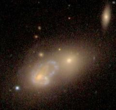 Active galaxies are different near and far