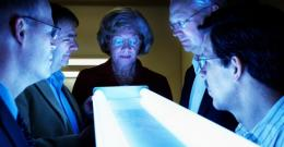 A 'light bulb' moment for people with dementia (w/Video)