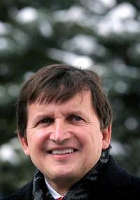 American software tycoon Charles Simonyi