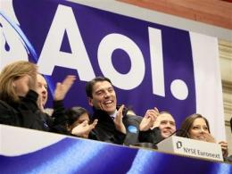 AOL finally regains independence from Time Warner (AP)