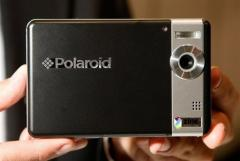 A Polaroid Pogo Instant Digital Camera