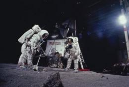 Apollo moon rocks lost in space? No, lost on Earth (AP)