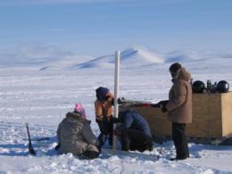 Arctic lake sediments show warming, unique ecological changes in recent decades