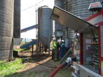 A silo fire doesn't have to ruin all stored silage