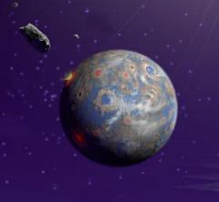 Asteroid attack 3.9 billion years ago may have enhanced early life on Earth, says CU-Boulder study