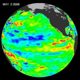 Atlantic and East Pacific Ocean Hurricane Seasons Begin for 2009