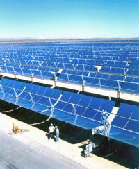 Atmospheric 'sunshade' could reduce solar power generation