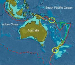 Australian continent to blame for Samoa, Sumatra quakes