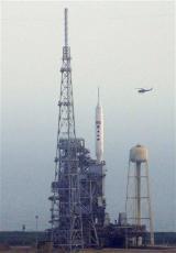 Bad weather delays NASA new rocket test flight (AP)