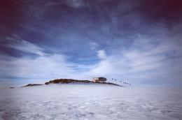 Belgium's Princess Elisabeth base in Antartica