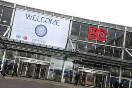Bella Center in Copenhagen, the venue of upcoming COP15 Climate Summit