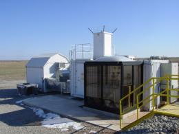 Better-than-new LIDAR provides 24/7 atmospheric aerosol data