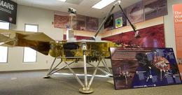Biosphere 2 Opens Phoenix Mars Lander Exhibit