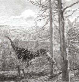Bizarre new horned tyrannosaur from Asia described