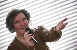 Boyle Web sensation: A massive missed opportunity? (AP)