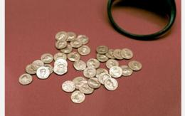 Buried Coins Key to Roman Population Mystery?