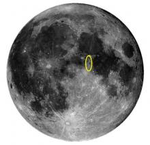 C1XS catches first glimpse of X-ray from the moon