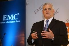 CEO of EMC Corporation Joseph M. Tucci