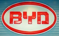 CHINA-BYD-AUTO