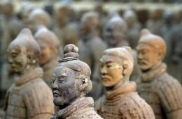 China plans new terracotta warrior excavation (AP)