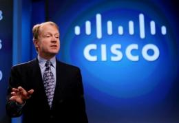 Cisco Chairman and CEO John Chambers