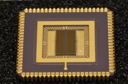 Color sensors for better vision