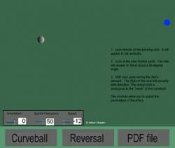 curveball illusion