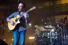 Dave Matthews of the Dave Matthews Band performs at Madison Square Garden