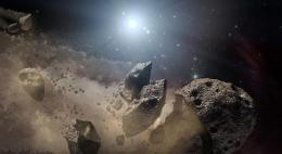 Dead Stars Tell Story of Planet Birth