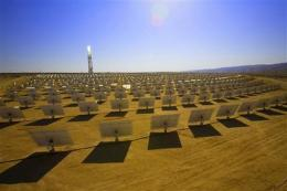 Desert clash in West over solar potential, water (AP)
