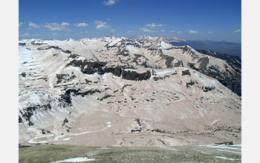 Desert dust alters ecology of Colorado alpine meadows