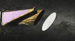 Dust Cover Jettisoned From NASA's Kepler Telescope