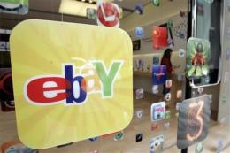 EBay 3Q net income falls, but revenue rises (AP)