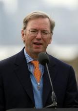 Eric Schmidt, Chairman of the Board and Chief Executive Officer of Google has joined Twitter