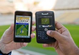 eStadium application brings multimedia sports features to smartphones