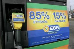 Ethanol test for Obama on climate change, science (AP)