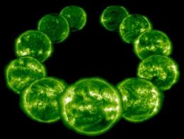 EVE: Measuring the Sun's hidden variability