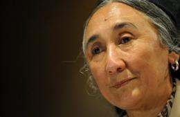 Exiled Uighur leader Rabiya Kadeer