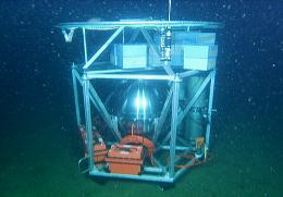 First sea trials for deep-ocean robotic DNA lab