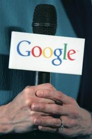 Google access in China temporarily disrupted (AP)