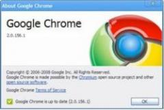 Google Chrome 2.0 alpha
