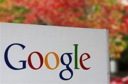 Google ready to open wallet again after stellar 3Q (AP)