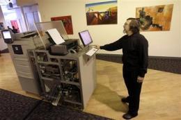 Google to reincarnate digital books as paperbacks (AP)