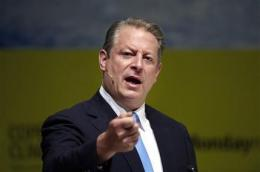 Gore, others urge CEOs to back climate change deal (AP)