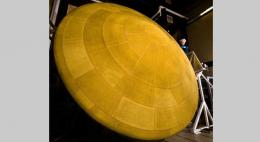 Heat Shield Readied for Next Mars Rover