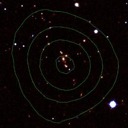 Heavyweight galaxies puzzle astronomers
