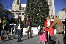 Holiday shopping off to mildly encouraging start (AP)