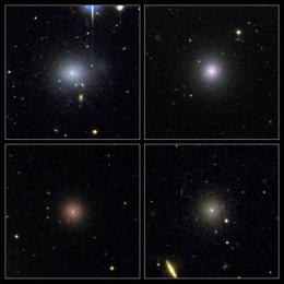 Hubble provides new evidence for dark matter around small galaxies