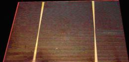 IMEC presents large area solar cells with 18.4% conversion efficiency, featuring Cu-plated contacts